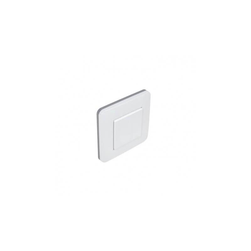 Interrupteur V.V. EnOcean blanc -1 touche - Ubiwizz
