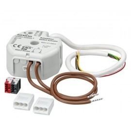 Module KNX 1 x 220 V CA' 16 A' 2 x entrée binaire - 5WG1511-2AB10 - Siemens