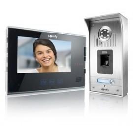Visiophone V600 V1.2 Noir - 2401297 - Somfy
