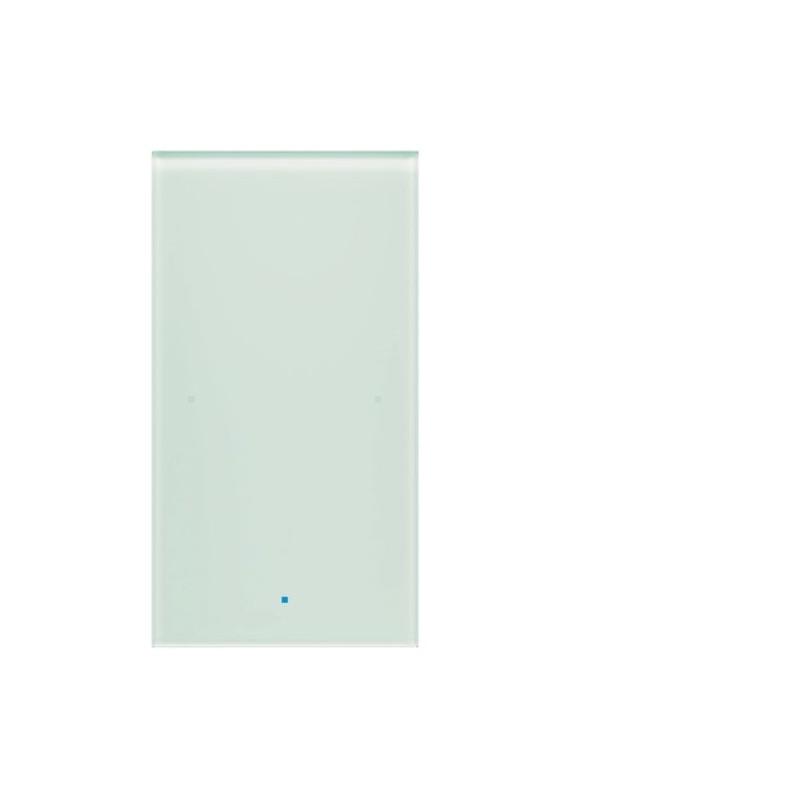 WMT302B - silea.tebis Plaque 1P lumina lagune - Hager