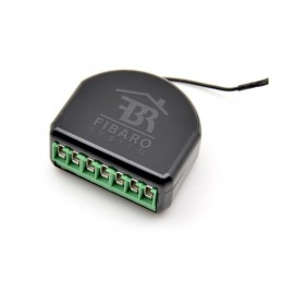 FGS-222 - Micromodule commutateur double ON/OFF Z-Wave - FIBARO