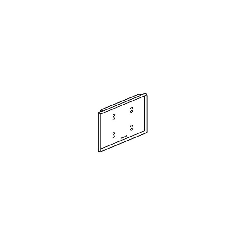 Commande tactile  KNX  - 4 touches - blanc - Legrand