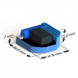ZMNHAD1 - Micromodule commutateur 1 relai et consomètre Z-Wave Plus - QUBINO