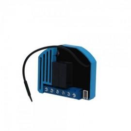 ZMNHBD1 - Micromodule commutateur 2 relais et consomètre Z-Wave Plus - QUBINO