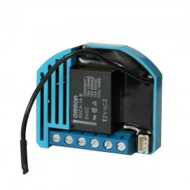 "ZMNHND1 - Micromodule contact sec ""Flush 1D relay"" Z-Wave Plus - QUBINO"
