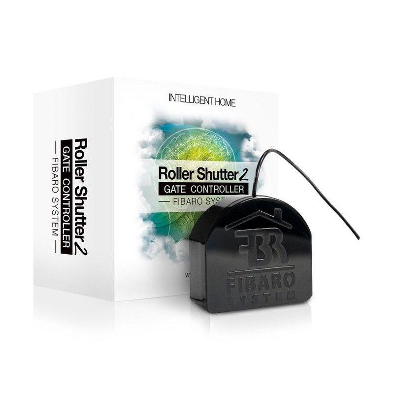 Fgr 222 Micromodule Pour Volet Roulant Z Wave Roller Shutter 2 Fibaro