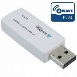 Contrôleur Z-Wave Plus USB - SIGMA DESIGNS - ACC-UZB2-E