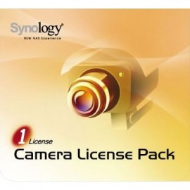 Pack licence 1 caméra supplémentaire pour Surveillance Station - Synology