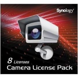 Pack licence 8 caméras supplémentaires pour Surveillance Station - Synology