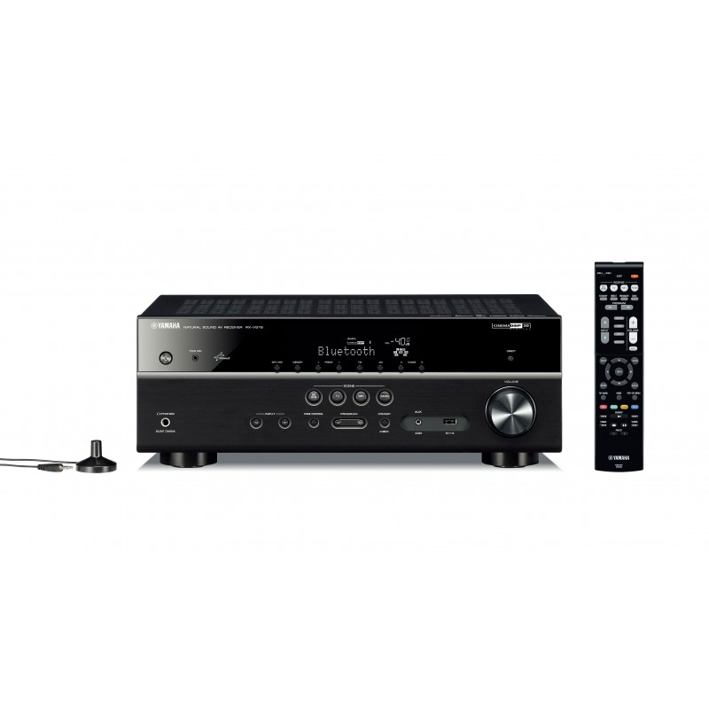 RX-V579 - Amplificateurs Home Cinema - MusicCast - YAMAHA