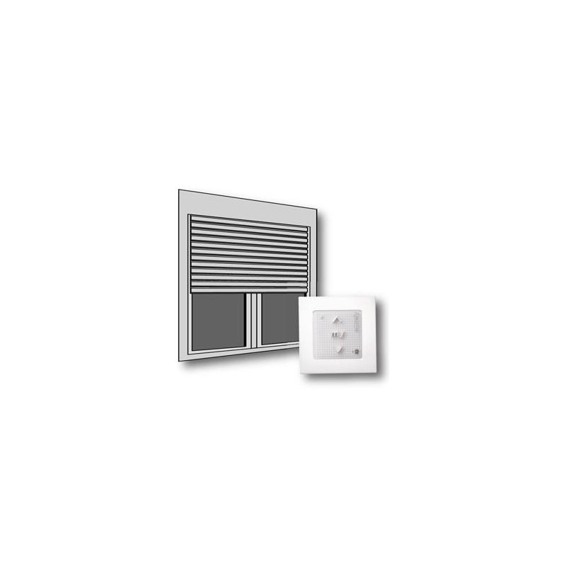 kit de modernisation io bloc baie porte fen tre somfy 1030105. Black Bedroom Furniture Sets. Home Design Ideas
