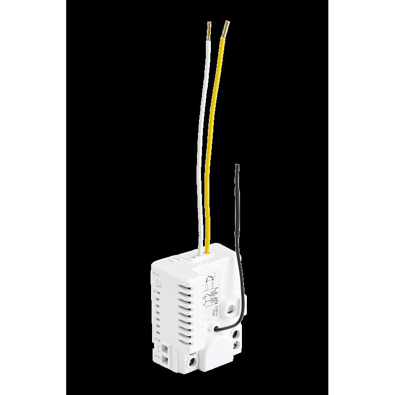 TYXIA 4610 - Micromodule récepteur 1 voie éclairage On/Off X3D - Delta Dore