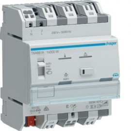 TXA661A - Module KNX 1 sortie variation 300W / NE - Hager