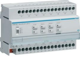 TXM616D - Mod. KNX 16 sorties 16A/230V~ charge capa/NE - Hager