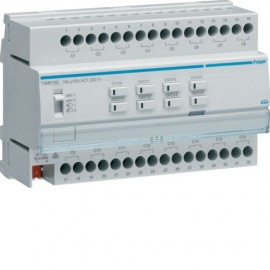 TXM616D - Module KNX 16 sorties 16A/230V~ charge capa/NE - Hager