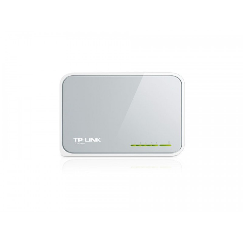 TL-SF1005D SWITCH 5 PORTS 10/100 - TP-LINK