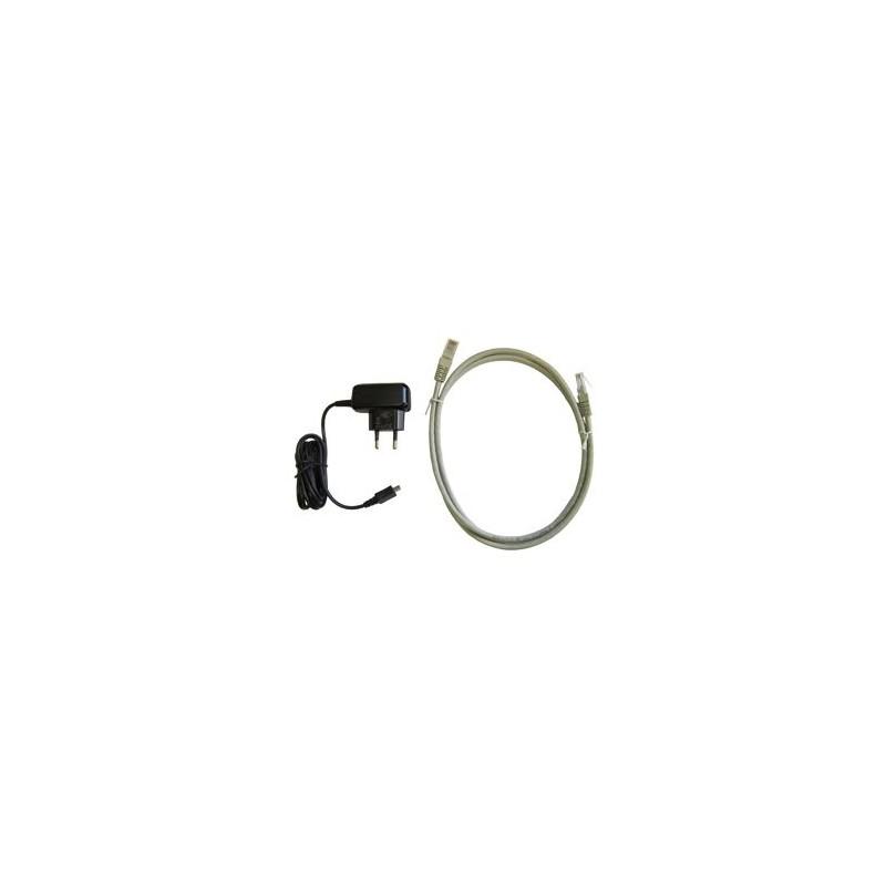 Bloc secteur pour caméra IP fixe intérieure - Somfy - 2401153