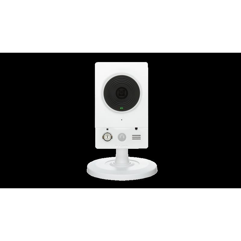 DCS-2132L - Caméra Cloud HD N Cube sans fil - D-Link