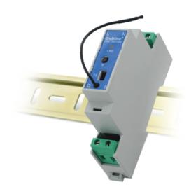 ZMNHUD1 - Module Rail DIN Fil Pilote Z-Wave Plus - QUBINO