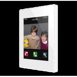 Z41 COM - Écran capacitif avec Vidéo Portier - Zennio - ZVI-Z41COM