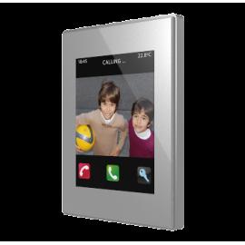 ZVI-Z41COM - Écran capacitif avec Vidéo Portier Z41 COM - Zennio