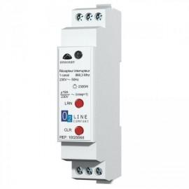 Récepteur rail DIN 16A - EnOcean - TRIO2SYS - T2S10020068