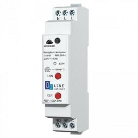 Récepteur rail DIN 5A - EnOcean - TRIO2SYS - T2S10020070