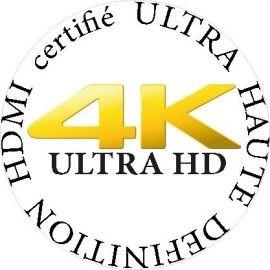 HD-E - Câble HDMI spécial installation - Réal Câble