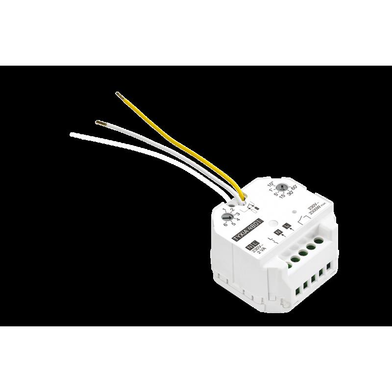 tyxia 4801 micromodule recepteur radio sortie contact sec 10a x3d delta dore. Black Bedroom Furniture Sets. Home Design Ideas