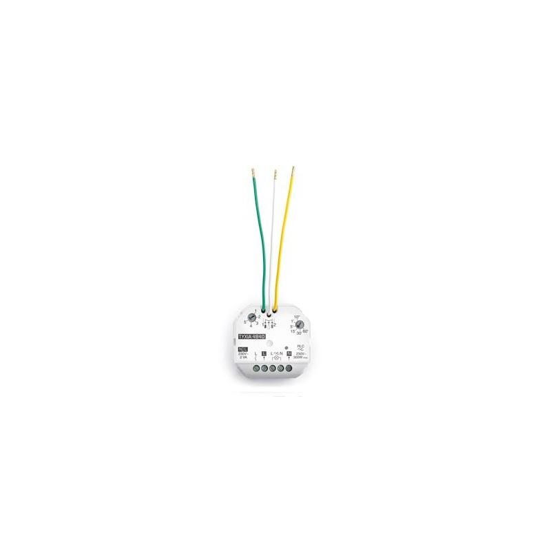Micromodule récepteur radio encastré 10A - Delta Dore -  6351115