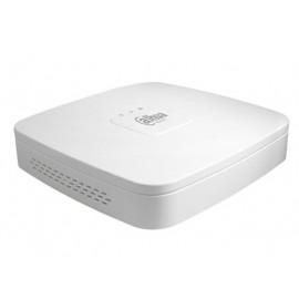 Enregistreur réseau - NVR - 2 voies - 2PoE - 1080p max - 1HDD - DAHUA - DH-NVR1104