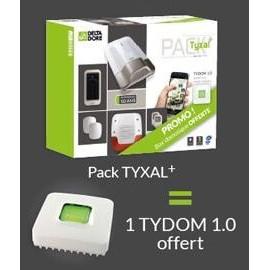 PACK TYXAL+ TYDOM 1.0 - Pack alarme sans fil préconfiguré X3D - Delta Dore - 6410177