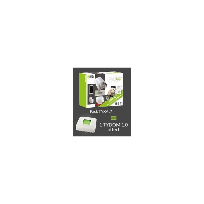 pack tyxal tydom 1 0 pack alarme sans fil pr configur x3d delta dore. Black Bedroom Furniture Sets. Home Design Ideas