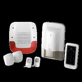 PACK TYXAL+ - Pack alarme sans fil préconfiguré X3D - Delta Dore - 6410176