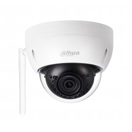 Caméra Dôme IP - 3Mp - IR30m - PoE - Wi-Fi - IP67 - DAHUA - DH-IPC-HDBW1320E-W