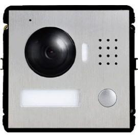 """KIT Portier Vidéo IP connecté sur Smartphone - Badges - 1 moniteur 7"""" - saillie - DAHUA"""