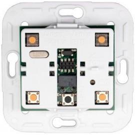 Module KNX 4 bouton-poussoirs - (BCU) - TAKP2f-BCU-FW - Lingg & Janke