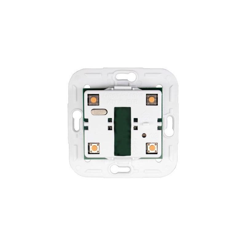 Module additionnel  KNX 4 bouton-poussoirs - TAKP2f-SAT-20 - Lingg & Janke