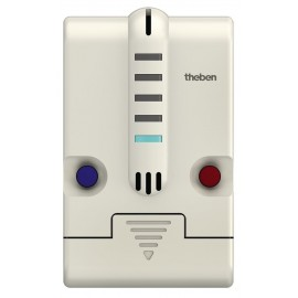 Commande de vannes de chauffage CHEOPS control KNX - Theben - 7329201