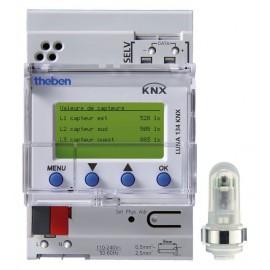 Interrupteur crépusculaire - LUNA 134 KNX - Theben - 1349200