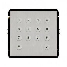 """KIT Portier Vidéo IP connecté sur Smartphone - Clavier - 1 moniteur 7"""" - DAHUA"""