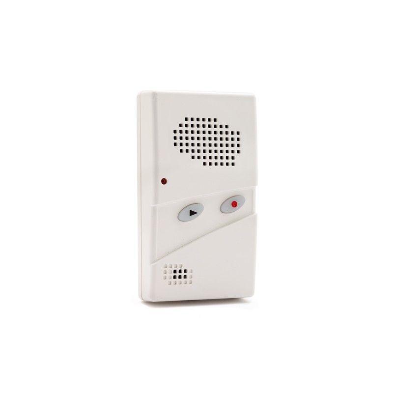 Module interphonie déportée avec enregistrement -RISCO Agility - SEDEA - 582500