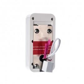Portier vidéo connecté D101S Blanc - Polycarbonate - DoorBird