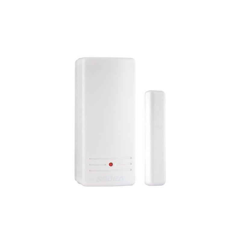 Détecteur de chocs sans fil avec contact magnétique - 595230