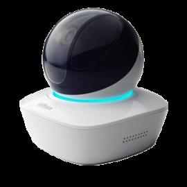 Caméra Mini Dôme PTZ IP - 1Mp - IR10m  - Wi-Fi - DAHUA - DH-IPC-AW12W