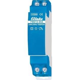 Module DIN radio de comptage d'énergie 65A EnOcean Eltako FWZ12-65 A
