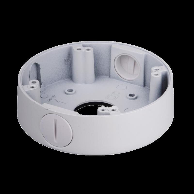 Embase Aluminium étanche - Blanc - DAHUA - PFA13B