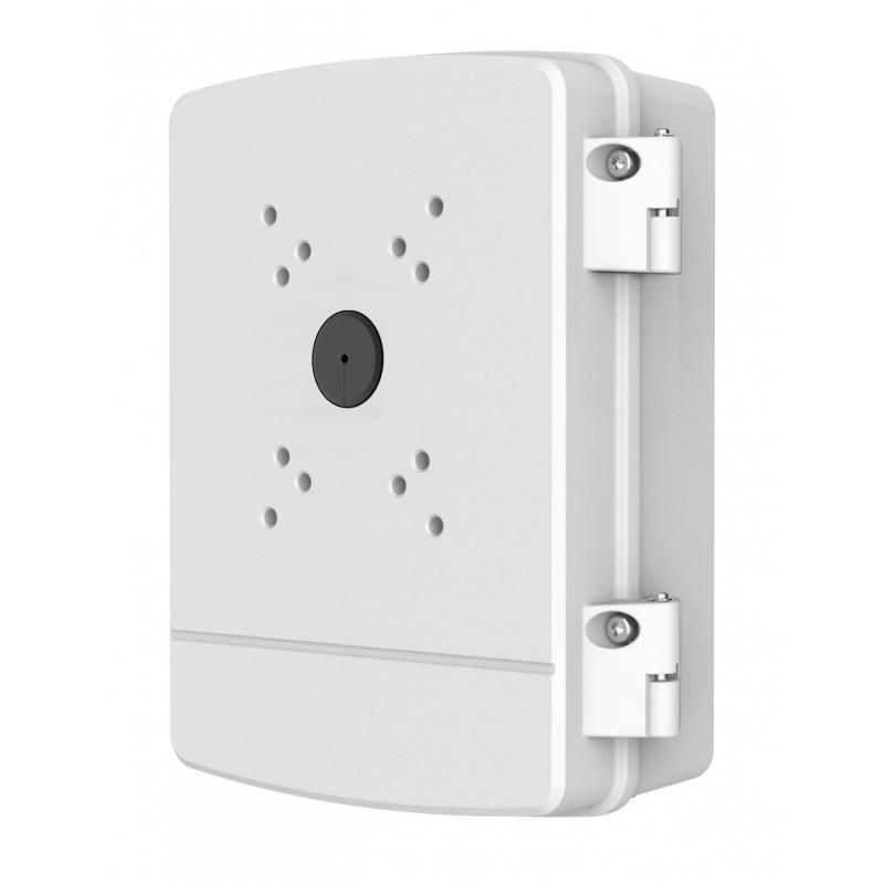 Support et boîte pour alimentation ptz  Aluminium & SECC étanche - Blanc - DAHUA - PFA140