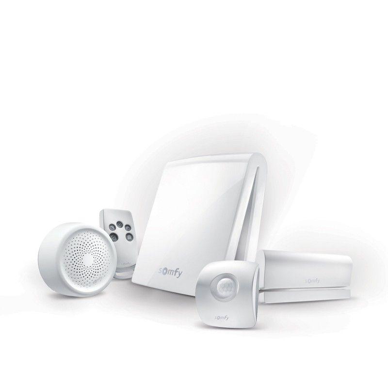 Tahoma Serenity Essential - Box RTS, IO et sécurité - Somfy - 2401443