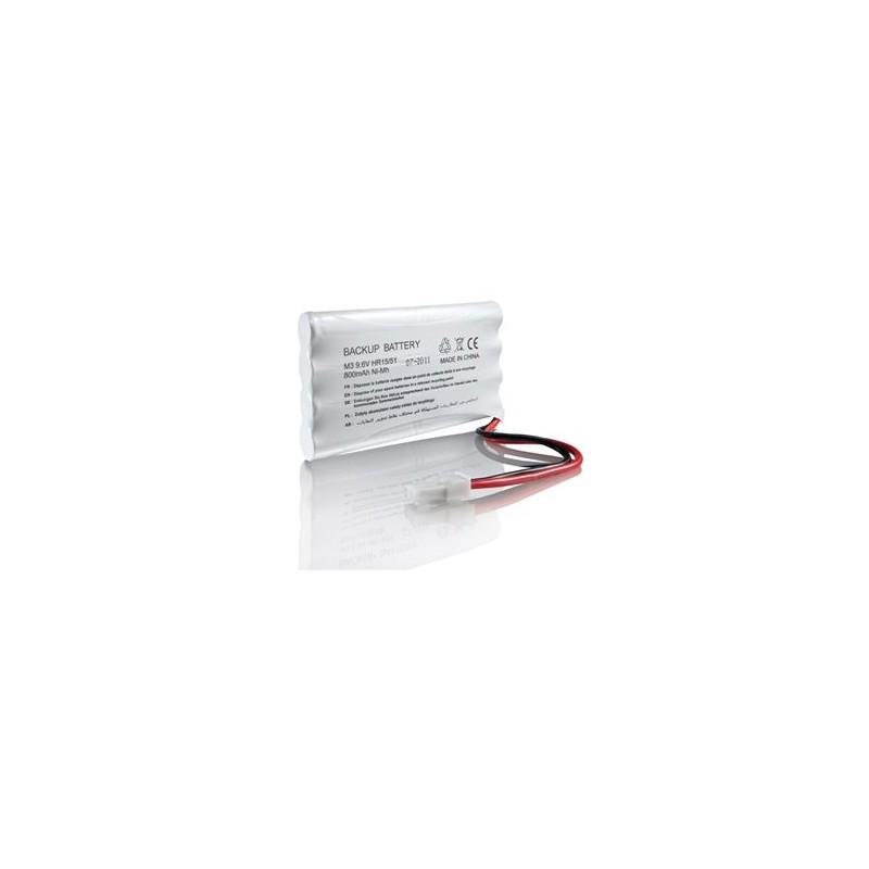 Batterie de secours pour AXOVIA, IXENGO, ELIXO ET DEXXO - Somfy - 9001001